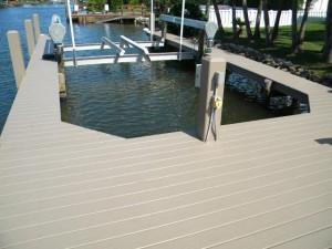 dock repair vinyl